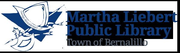 Martha Liebert Public Library   Bernalillo, New Mexico
