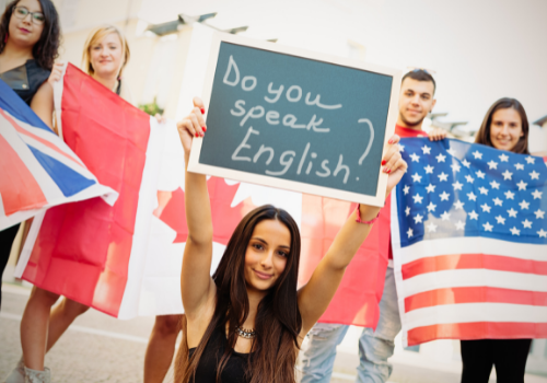 Learn to Speak, Read, and Write English